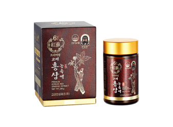 Korean 6 years old red ginseng extract Product0203